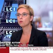 Clémentine Autain critique le boycott de «Quotidien» par la France Insoumise