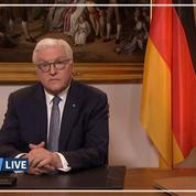 Coronavirus: «Ce n'est pas une guerre», quand le président allemand contredit Macron