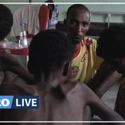 Viol, torture, privation: l'enfer yéménite des migrants est-africains