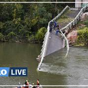 Pont effondré dans le Tarn: l'appel de l'association 40 millions d'automobilistes