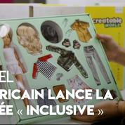 Mattel lance une poupée « inclusive »