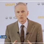 Renault annonce son plan de restructuration: -15 000 emplois, dont 4 600 en France