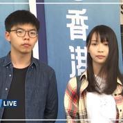 Hongkong: les manifestants réclament une enquête après la mort d'un étudiant
