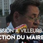 Agression au couteau à Villeurbanne : réaction du maire