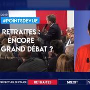 Retraites : encore un grand débat ?