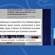 François Sureau: « Nos institutions sont très peu démocratiques »