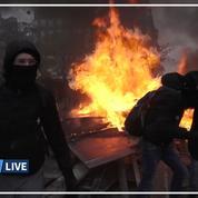 Anniversaire des « gilets jaunes » : le résumé de la mobilisation place d'Italie (Paris)