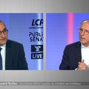 Audition Publique: Laurent Nunez face aux questions d'Yves Thréard