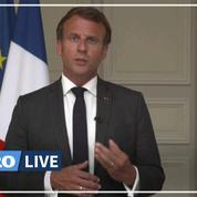Emmanuel Macron: le vaccin contre le Covid-19 «sera un bien public mondial»