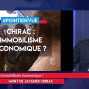 Chirac : immobilisme économique ?