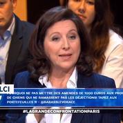 Municipales à Paris: Agnès Buzyn veut mettre «2000 agents sur la voirie pour nettoyer les rues»