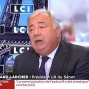 Rouen : Gérard Larcher confirme la création d'une «commission d'enquête parlementaire»
