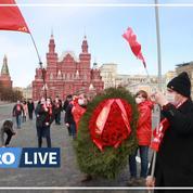 Russie: commémoration «masquée» pour les 150 ans de Lénine