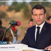 Djihadisme: «Il y a un sentiment partagé d'urgence à agir», déclare Macron au Niger
