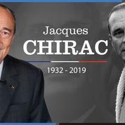 La vie de Jacques Chirac (1932-2019) - Document exclusif