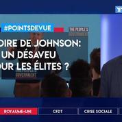 Victoire de Johnson: un désaveu pour les élites ?