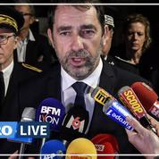 Policier percuté par un fourgon: la réaction de Christophe Castaner
