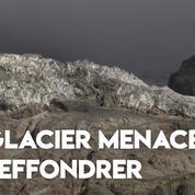 Italie : le glacier Planpicieux pourrait s'effondrer