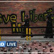 Hongkong: la police entre à PolyU, l'université occupée par les manifestants
