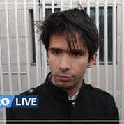 Juan Branco dit avoir été «dessaisi» par le parquet pour la défense de Piotr Pavlenski