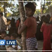Rohingyas: la Birmanie doit «arrêter le génocide de son propre peuple»