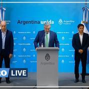 Coronavirus: les Argentins invités à leur tour à rester chez eux