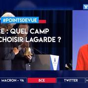 BCE : quel camp doit choisir Christine Lagarde ?