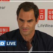 Roger Federer participe à l'appel aux dons contre les incendies en Australie