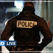 Policiers menacés à la Défense: le récit de la neutralisation de l'assaillant