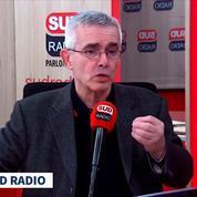Pour Yves Veyrier de FO, la réforme des retraites n'est «pas maîtrisée»