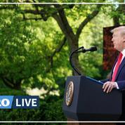 Donald Trump: «Je n'ai jamais envisagé de changer la date de l'élection» présidentielle
