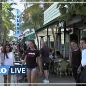 Coronavirus: en Floride, les «spring breakers» veulent continuer à faire la fête