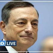 Mario Draghi fait ses adieux à la BCE