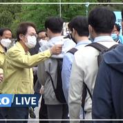 Corée du Sud: retour en classe pour les lycéens