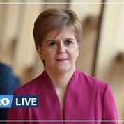 Écosse: les mesures sanitaires pourraient durer jusqu'à la fin de l'année 2020 et «même au-delà»