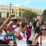Pourquoi près d'un million de Libanais manifestent