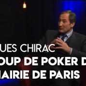 Jacques Chirac : le coup de poker de la mairie de Paris