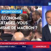 Économie: partagez-vous l'optimisme de Macron?