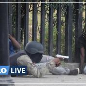 Haïti: Port-au-Prince paralysée après des violences entre policiers et militaires