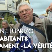 Rouen : les habitants dans la rue, cinq jours après l'incendie de l'usine Lubrizol
