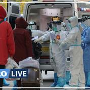 Wuhan: un médecin de l'hôpital de fortune raconte sa lutte face au coronavirus