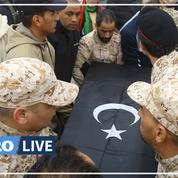 Libye: la communauté internationale s'engage à ne pas interférer dans le conflit