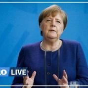 Covid-19: Angela Merkel demande à la Chine d'être «plus transparente»