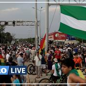 Élection de Morales : l'opposition dans la rue «parce qu'il y a eu fraude»