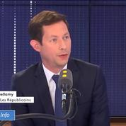 François-Xavier Bellamy : «Bien sûr, j'irai manifester» avec «La Manif pour tous et bien d'autres collectifs»
