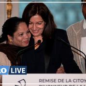 Asia Bibi: «Vous êtes une véritable leçon de vie pour nous toutes», assure Anne Hidalgo
