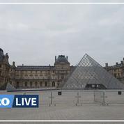 Confinement: une balade irréelle dans les rues désertées de Paris