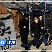 Auschwitz: Angela Merkel visite le camp d'extermination pour la première fois