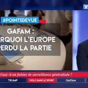 Gafam: pourquoi l'Europe a perdu la partie