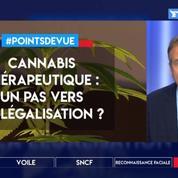 Cannabis thérapeutique: un pas vers la légalisation?